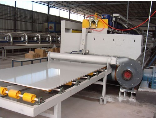 Dây chuyền sản xuất đá nhân tạo - Siêu thị VTECHMART